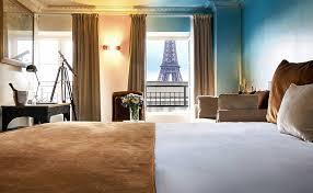 Eiffel Tower Bedroom Curtains Hotel Eiffel Trocadero Hotel Eiffel Trocadero Paris