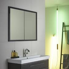 recessed bathroom mirror cabinet designer recessed bathroom cabinets uk recessible bathroom cabinets