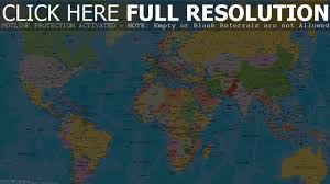 world map image with country names hd world map wallpaper high resolution