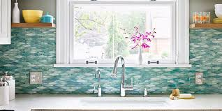 how to cut ceramic tile around kitchen cabinets 48 beautiful kitchen backsplash ideas for every style