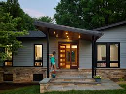 Ranch Floor Plans With Front Porch Image Result For Modern Porch Exteriors Pinterest Modern