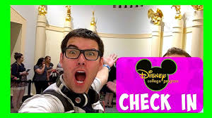 disney college program fall 2017 check in traditions housing