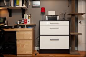 White Filing Cabinet Ikea Working Finely With Ikea File Cabinet Designoursign
