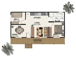 floor plans for flats australia u0027s backyard cabins granny flats tiny houses pinterest