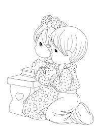 870 coloring pages precious moments images