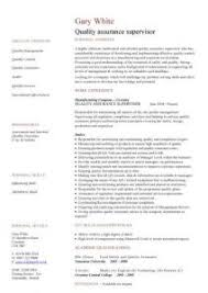 Qa Engineer Resume Example by Qa Resume Best Quality Assurance Specialist Resume Example