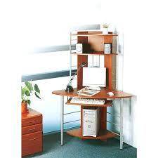 tablette coulissante bureau bureau avec tablette coulissante bureau informatique dangle avec