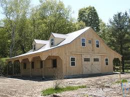 Pole Barn House Floor Plans Pole Barn With Living Quarters Barn Decorations