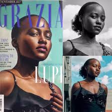 black hair magazine photo gallery black hair magazine photo gallery lupita nyong o says magazine edited her hair in cover photo
