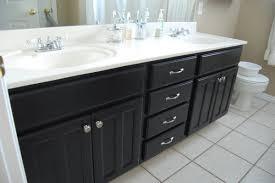 painted bathroom vanity ideas paint bathroom vanity black purobrand co