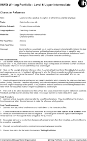 download personal letter of reference for free tidyform