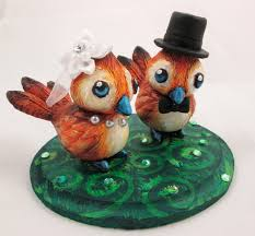 squirrel cake topper pepe birds wedding cake topper by dragoncid on deviantart