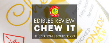 edible edibles chew it edible review colorado marijuana dispensary dope