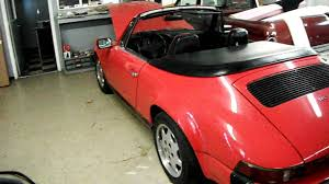 Porsche Carrera 1976 1976 Porsche 911 Convertible Custom Convertible Boot Www