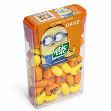 where to buy minion tic tacs minions orange banana flavored tic tacs five below