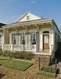 New Orleans Style Home Plans Shotgun Style Traditional Exterior New Orleans Home Brian