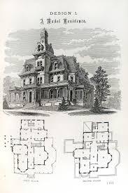 Historic Farmhouse Floor Plans Floor Plans Historic Houses House Plan