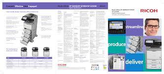 download free pdf for ricoh aficio 615c multifunction printer manual