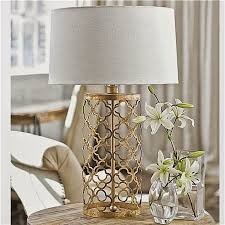 Quatrefoil Table Lamp Our New Light U0026 My Love For Quatrefoil Design Driven By Decor