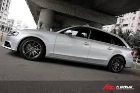 audi a4 modified audi a4 b8 2 0tfsi valvetronic exhaust system fi exhaust