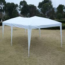 Heavy Duty Gazebo Bag by 10 U0027 X 20 U0027 Ez Pop Up Folding Wedding Party Tent Cross Bar