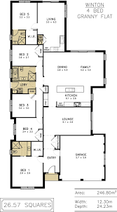 2 Bhk Flat Design by Four Bedroom Flat Plan With Concept Picture 25679 Fujizaki