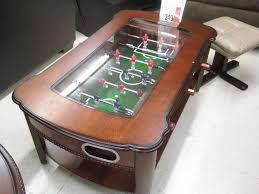 coffee tables beautiful foosball coffee table contemporary