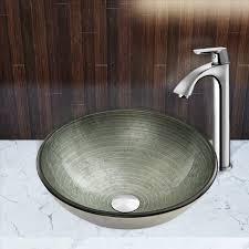 Bathroom Vessel Faucets by Faucet Com Vgt839 In Chrome By Vigo