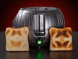 Bread Shaped Toaster Star Wars Death Star Toaster Coolstuff Com