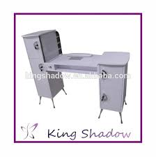 2016 european style double nail table cheap nail table manicure