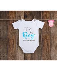 gender reveal announcements find the best deals on its a boy gender reveal onesie gender