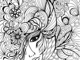 unique difficult coloring pages adults 46 additional free