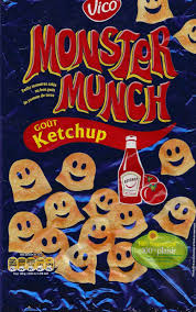Halloween Monster Munch