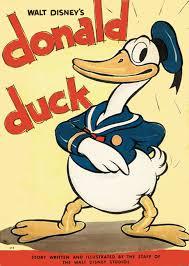 donald duck book disney wiki fandom powered wikia