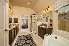 bathroom model ideas new ventana lakes model home 2 714 sq ft master bathroom new