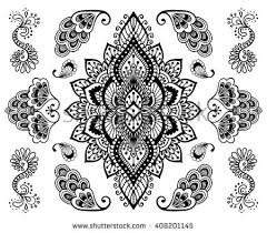 henna design stock images royalty free images u0026 vectors