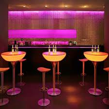 Tall Boy Table Led Table Tall Boy Event Bars Ltd