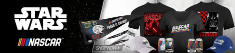 nascar fan online store nascarshop nascar s monster energy series nationwide series and