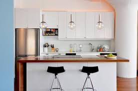 Apartment Kitchen Design Glamorous - Apartment kitchen design