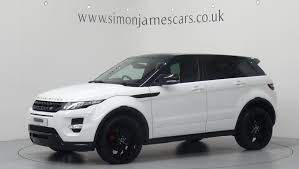 white land rover 2017 range rover evoque 2 2 sd4 dynamic youtube