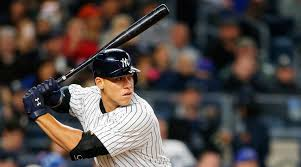 Aaron Judge Yankees Slugger Becomes Tallest Center Fielder - aaron judge is making a powerful impression on the yankees si com