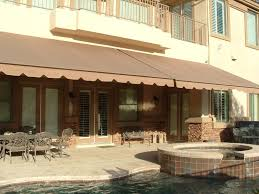 Retractable Porch Awnings Retractable Patio Awnings Accent Awnings U0026 Shades Of Las Vegas