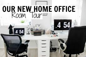 54 Best Home Office Images by Our New Home Office Room Tour Minimalism Alex Gladwin Youtube