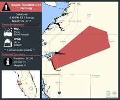 Eustis Florida Map by Severe Thunderstorm Warning Continues For Leesburg Fl Eustis Fl