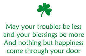 happy st patrick u0027s day 2017 sayings quotes irish blessings