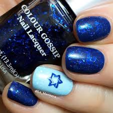 hanukkah nail 20 best hanukka nail designs images on nails
