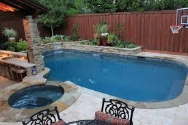 swimming pool backyard rattan patio with swimming pool design in
