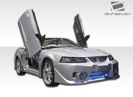99 mustang bumper free shipping on duraflex 99 04 ford mustang evo 5 front bumper