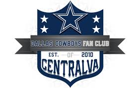 dallas cowboys fan club cva dallas cowboys fan club seal badge logo