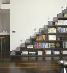 Stairs Book by Trees Design Creative Book Shelf Ideas That Can Be Applied Inside